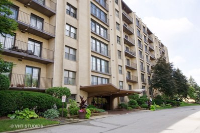 4601 W Touhy Avenue UNIT 702, Lincolnwood, IL 60712 - MLS#: 09692876