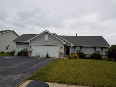 3745 Dunbury Lane, Rockford, IL 61101 - MLS#: 09693021