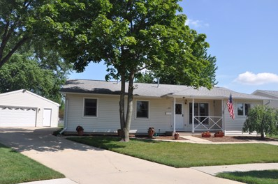 1155 CUNNINGHAM Circle, Elk Grove Village, IL 60007 - #: 09693073