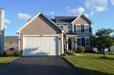 506 Leesburg Street, Oswego, IL 60543 - MLS#: 09693354