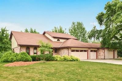 15609 Glen Wood Court, Homer Glen, IL 60491 - MLS#: 09694050