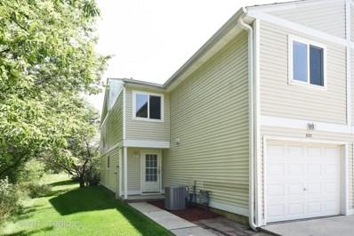 522 Meadow Green Lane, Round Lake Beach, IL 60073 - MLS#: 09694108