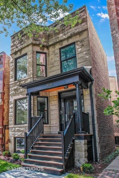 3636 N Bosworth Avenue, Chicago, IL 60613 - MLS#: 09694260