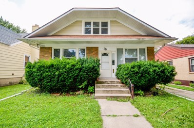 16 S Alfred Avenue, Elgin, IL 60123 - MLS#: 09694310