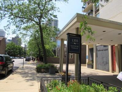 1355 N Sandburg Terrace UNIT 2501D, Chicago, IL 60610 - MLS#: 09694902