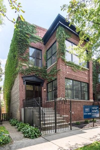 4017 N Oakley Avenue, Chicago, IL 60618 - MLS#: 09694906