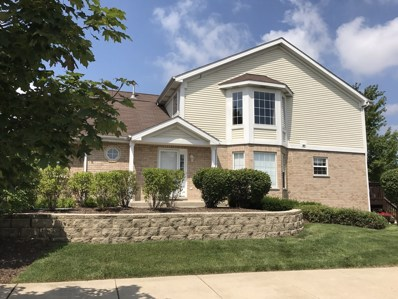 16135 HACKNEY Drive UNIT 1, Orland Park, IL 60462 - MLS#: 09694958