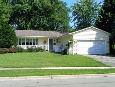 517 S Hubbard Street, Algonquin, IL 60102 - #: 09695274