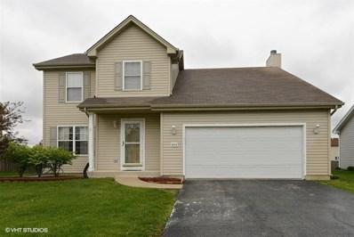 4544 W Tulip Avenue, Monee, IL 60449 - MLS#: 09696205