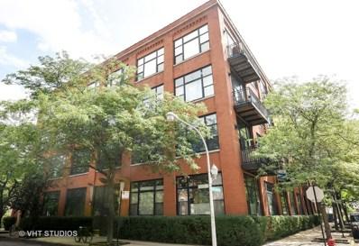 1259 N Wood Street UNIT 103, Chicago, IL 60622 - MLS#: 09696503