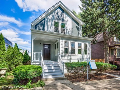 3435 N Springfield Avenue, Chicago, IL 60618 - MLS#: 09696589