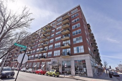 6 S Laflin Street UNIT 506, Chicago, IL 60607 - MLS#: 09696844