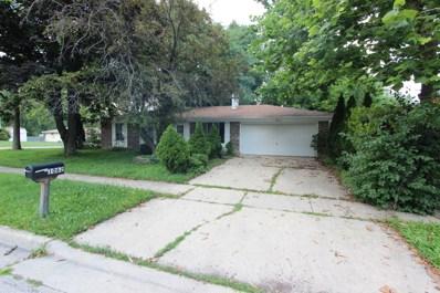1062 Hecker Drive, Elgin, IL 60120 - #: 09697055