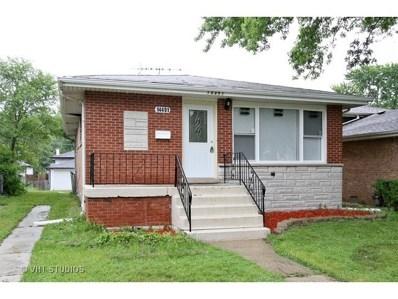 14491 Lincoln Avenue, Dolton, IL 60419 - MLS#: 09697775