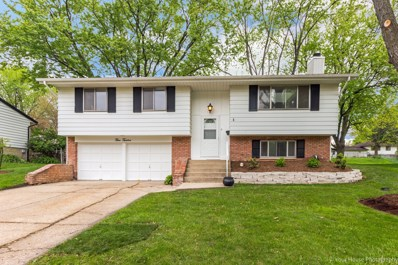 512 Plymouth Lane, Schaumburg, IL 60193 - MLS#: 09697804