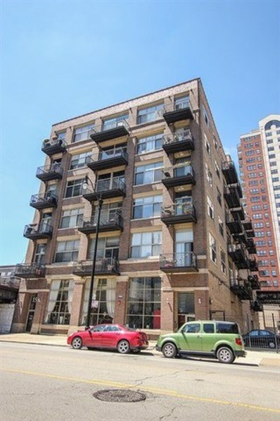 1528 S Wabash Avenue UNIT 609, Chicago, IL 60605 - MLS#: 09698591