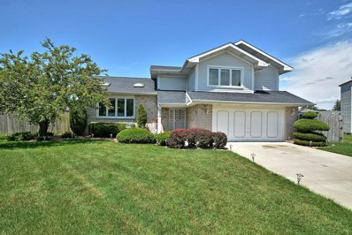 114 Willow Court, Matteson, IL 60443 - MLS#: 09699740