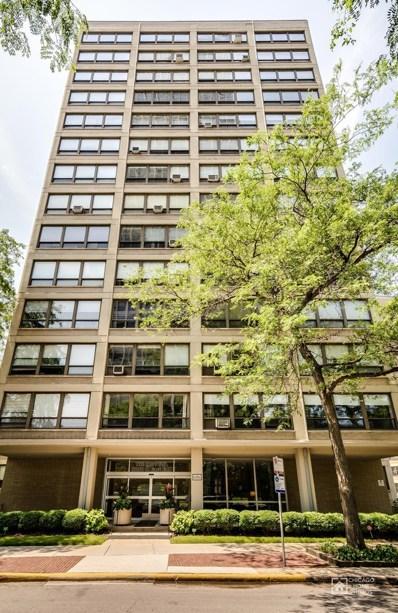 5050 S East End Avenue UNIT 12D, Chicago, IL 60615 - MLS#: 09700697