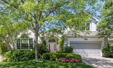 835 Croftridge Lane, Highland Park, IL 60035 - MLS#: 09700925