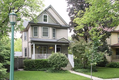 749 12th Street, Wilmette, IL 60091 - MLS#: 09701010