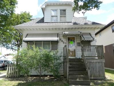 4457 N Mcvicker Avenue, Chicago, IL 60630 - MLS#: 09701882