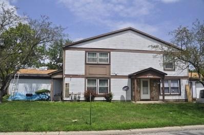 1361 N GLEN Circle UNIT C, Aurora, IL 60506 - MLS#: 09701934