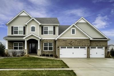 16728 W HUNTINGTON Drive, Lockport, IL 60441 - MLS#: 09701935