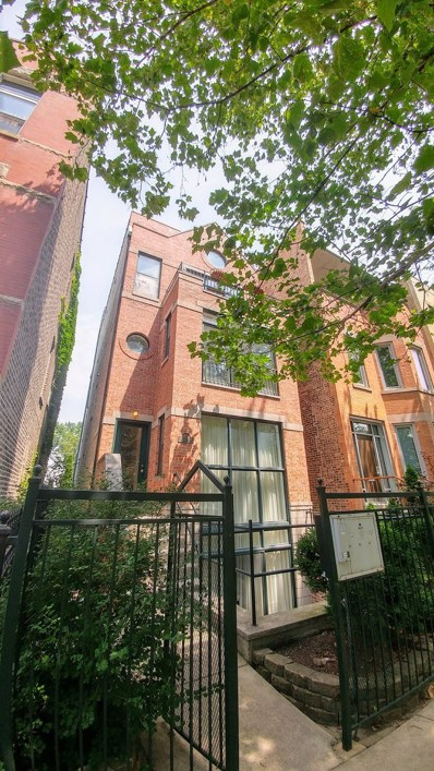 1932 W Crystal Street UNIT 2, Chicago, IL 60622 - MLS#: 09702526