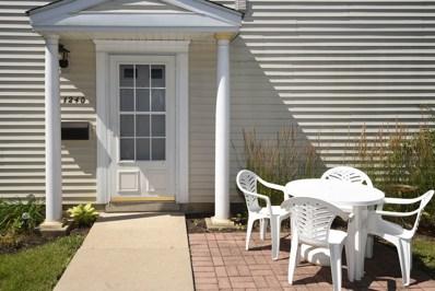 1240 Cove Drive UNIT 221D, Prospect Heights, IL 60070 - MLS#: 09703057