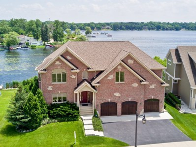 860 Peninsula Drive, Wauconda, IL 60084 - MLS#: 09703917