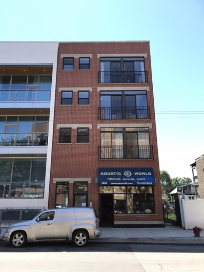 2029 W Belmont Avenue UNIT 3, Chicago, IL 60618 - MLS#: 09706333