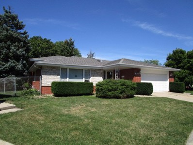 934 E 169th Court, South Holland, IL 60473 - MLS#: 09707707