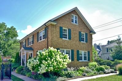 256 E Forest Avenue, Elmhurst, IL 60126 - MLS#: 09707723