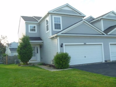880 Wedgewood Circle, Lake In The Hills, IL 60156 - MLS#: 09707850