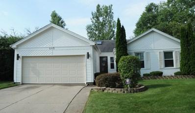 445 CAREN Drive, Buffalo Grove, IL 60089 - MLS#: 09708046
