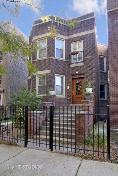 4328 N Mozart Street, Chicago, IL 60618 - MLS#: 09708214