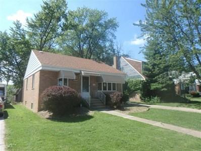 17644 Burnham Avenue, Lansing, IL 60438 - MLS#: 09708283
