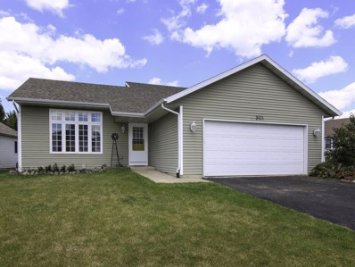 901 Walnut Street, Genoa, IL 60135 - MLS#: 09708521