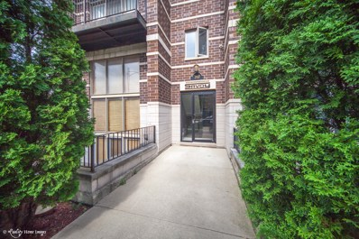 3917 S Indiana Avenue UNIT 3S, Chicago, IL 60653 - MLS#: 09708551