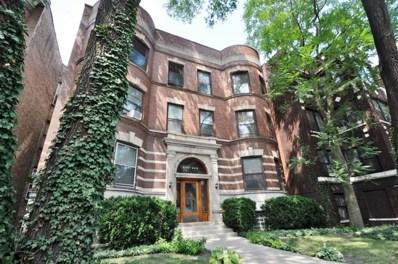 5218 S Dorchester Avenue UNIT 3, Chicago, IL 60615 - MLS#: 09708636