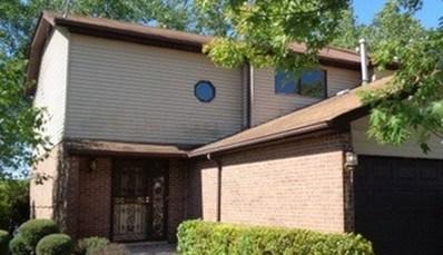 2553 Lake Shore Drive, Lynwood, IL 60411 - MLS#: 09709244