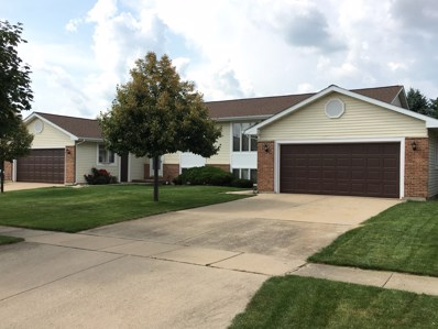 1617 Woodgate Drive, Sycamore, IL 60178 - MLS#: 09710004