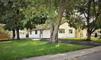 1137 CHIPPEWA Circle, Carpentersville, IL 60110 - MLS#: 09710284