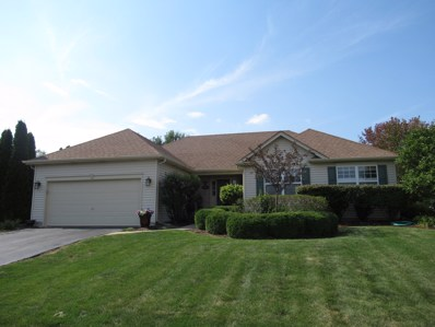 2032 Barrington Drive WEST, Aurora, IL 60503 - MLS#: 09710606