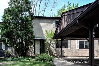406 Arrow Trail, Wheeling, IL 60090 - MLS#: 09711014