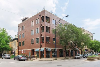 1312 W MADISON Street UNIT 4B, Chicago, IL 60607 - MLS#: 09711322