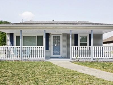 9630 Menard Avenue, Oak Lawn, IL 60453 - MLS#: 09711345