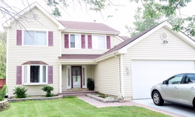 1012 Hartwood Drive, Streamwood, IL 60107 - MLS#: 09711346