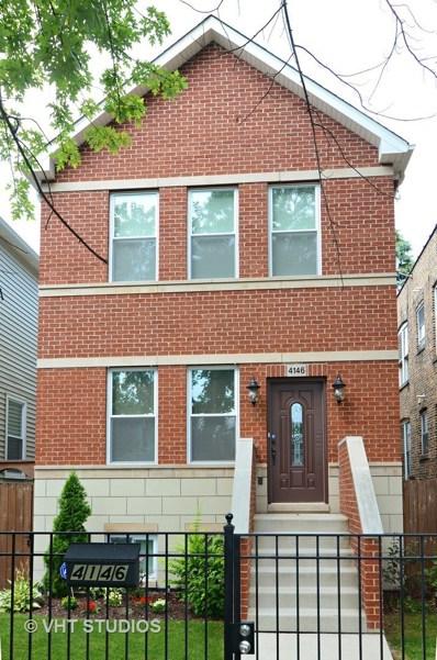 4146 W SCHOOL Street, Chicago, IL 60641 - MLS#: 09711471