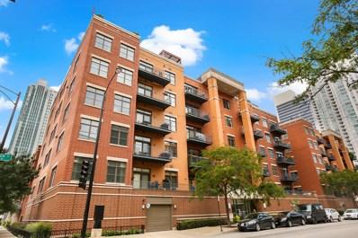560 W Fulton Street UNIT 404, Chicago, IL 60661 - MLS#: 09711628